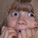 Facial Expression - Afraid