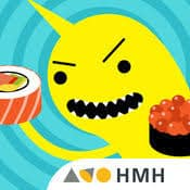 Icon for sushi monster app
