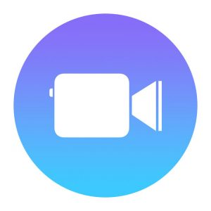 Image of Clips app icon.