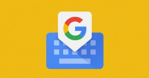 Image of Gboard icon