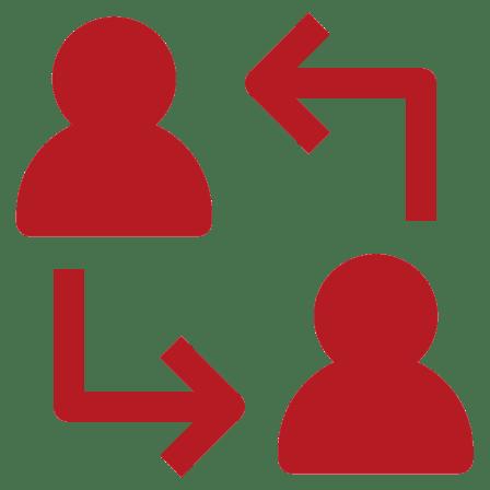 Large Consider Communication Icon